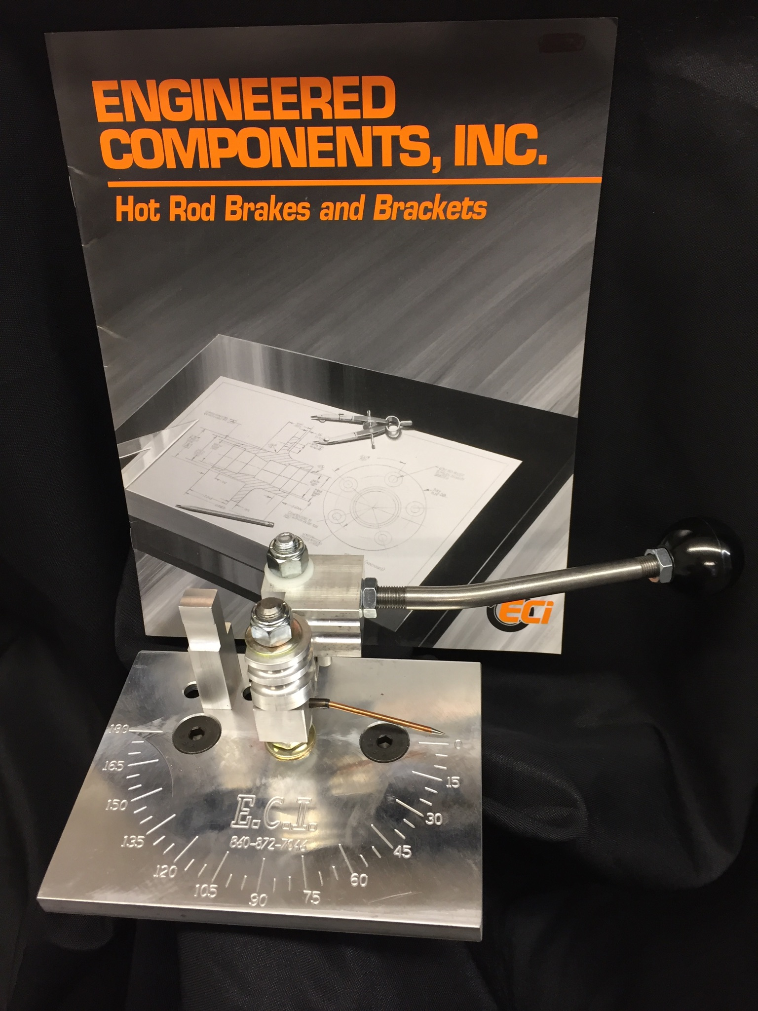 Engineered Components Inc Your One Stop Brake Shop Porsche Brakes Diagram 2 In 1 Tubin Bender